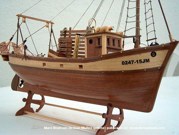 Pin de isidro fm en maquetas barcos pinterest maqueta for Modelos de barcitos hecho en madera