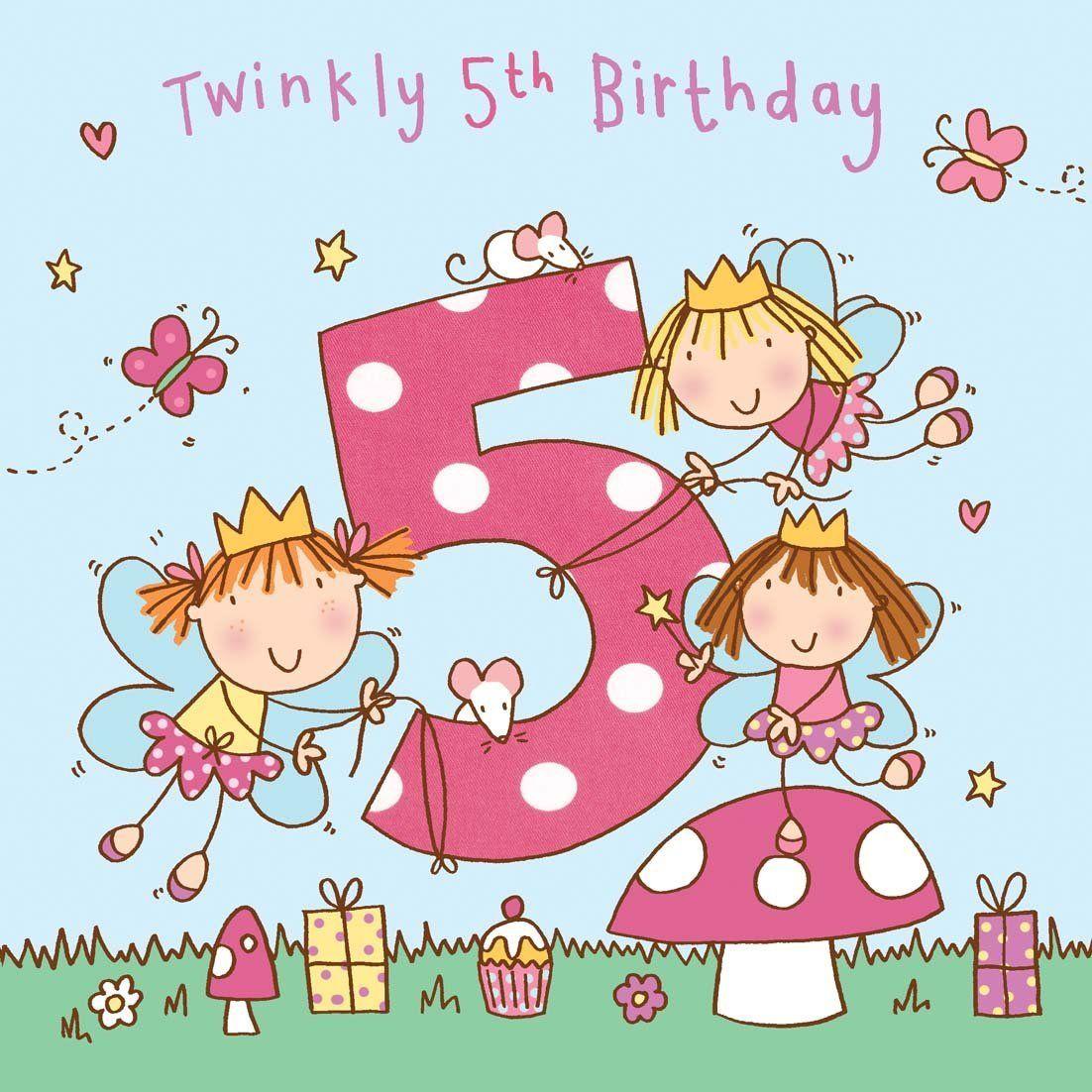 Pin Von Rita Whitaker Auf Birthday Wishes Alte Geburtstagskarten