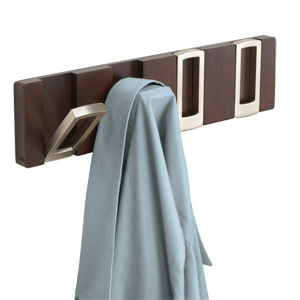 The Container Espresso Hookaboo Hook Rack By Umbra For Laundry Room Z Backpack