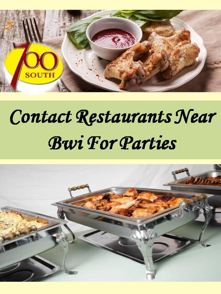 Pin By Southdeli On Best Service Restaurants Near Bwi