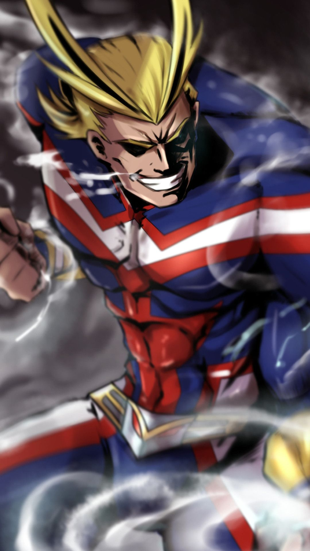 All Might 4k Phone Desktop Hd Wallpapers 2020 My Hero Academia