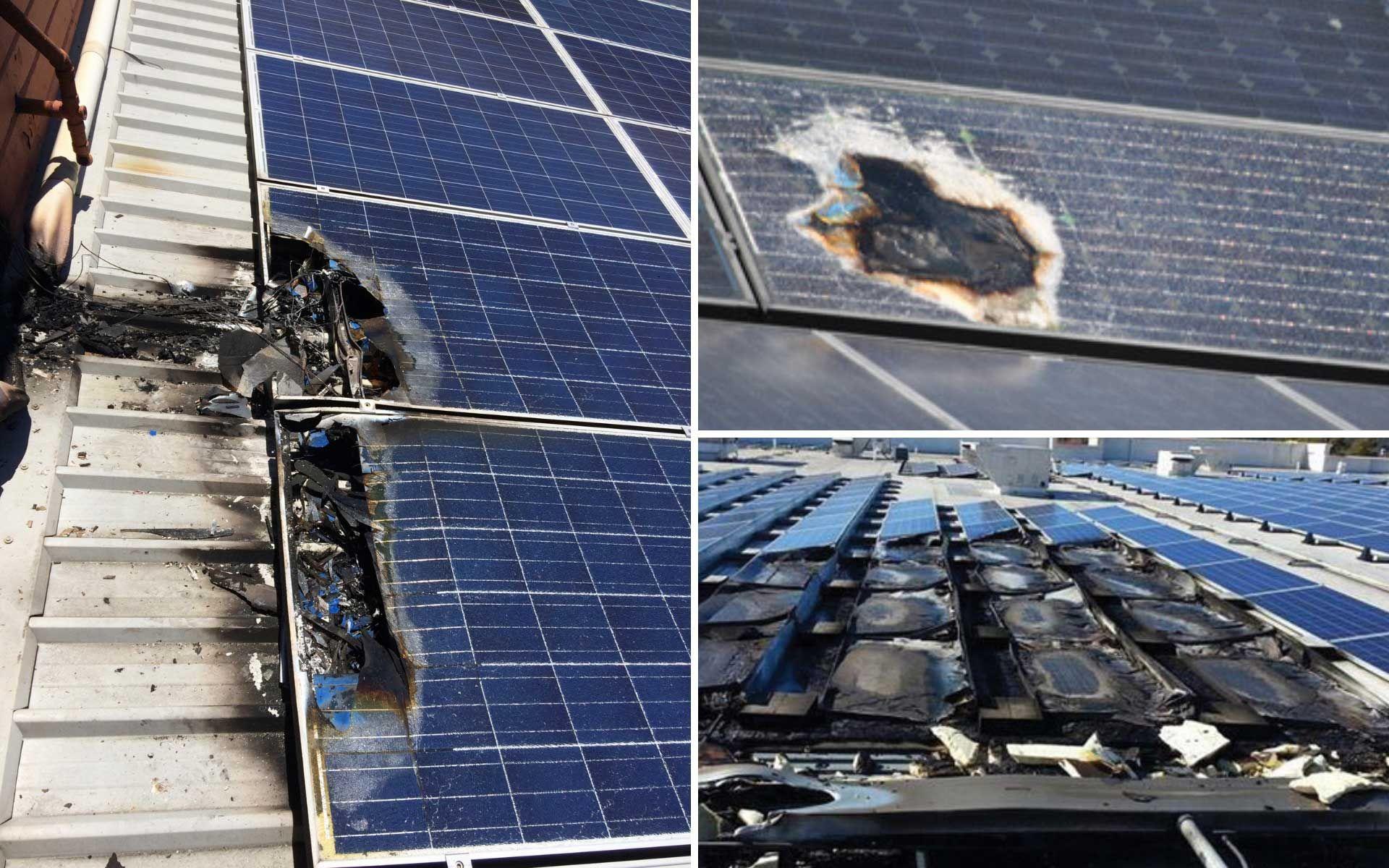 Solar Panel Fires Exposed Tier 1 Solar Panels Solar Review Solar Panels Solar Solar Greenhouse