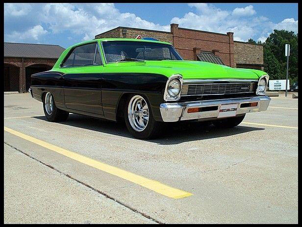 1966 Chevrolet Nova Ii 2 Door Hardtop Mecum Auctions Chevrolet Nova Chevrolet Classic Cars Muscle