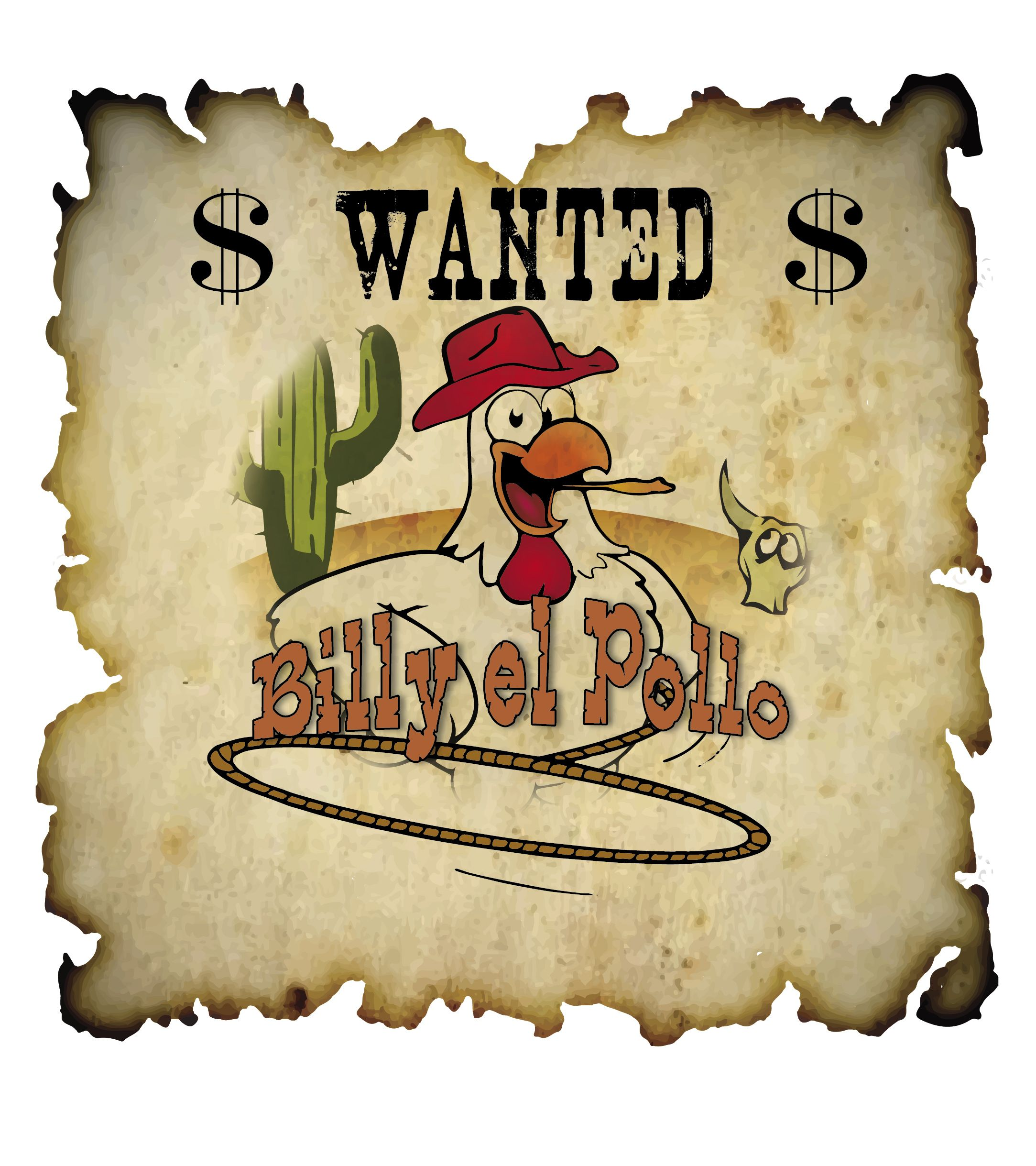 Logo Billy El Pollo Kippen