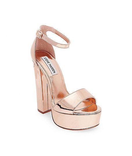 b47c3cf36cdb Velvet Platform Shoes   Heels