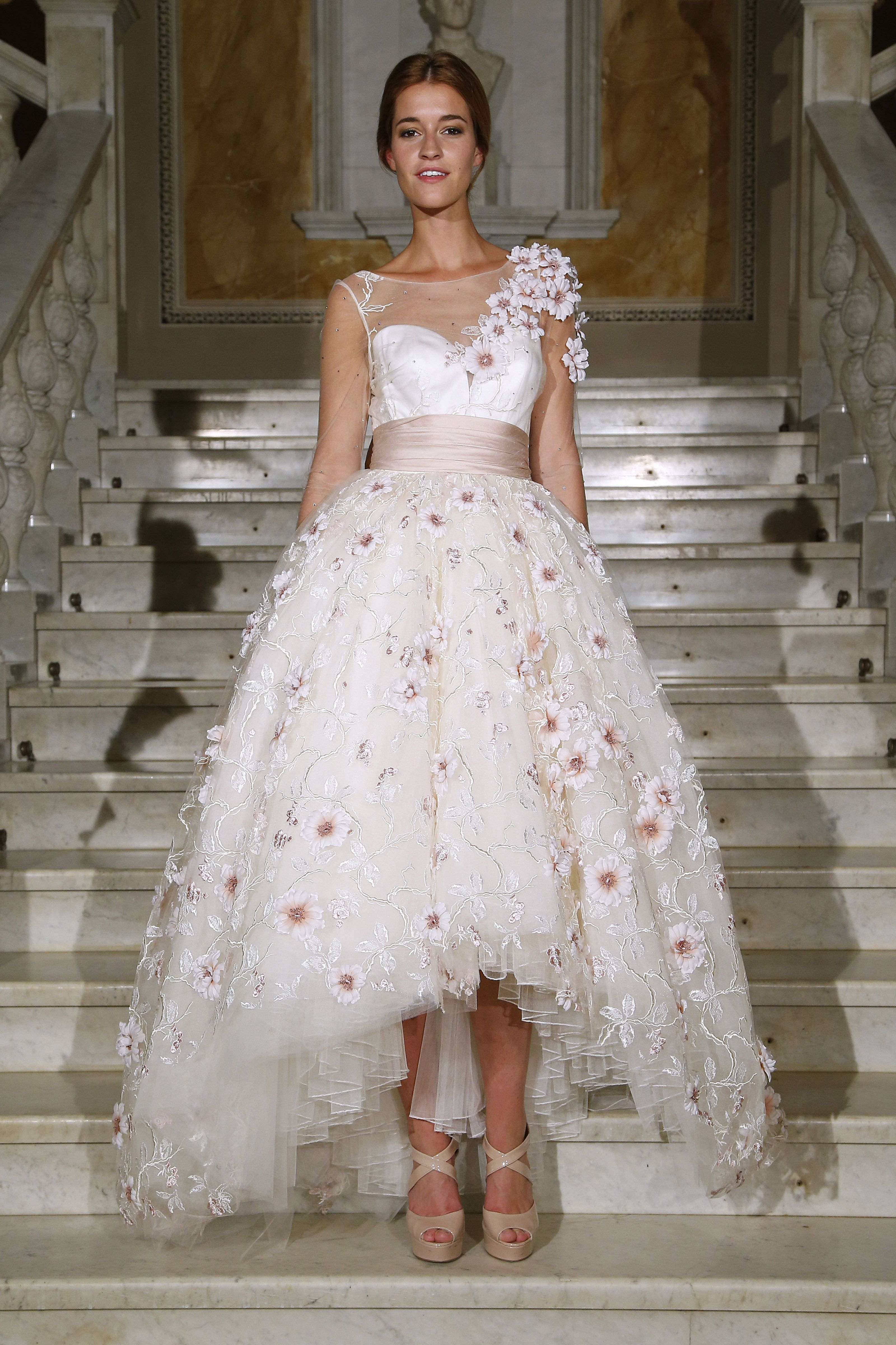 Con motivo del 25 Aniversario de la Bridal Week, se celebró el ...