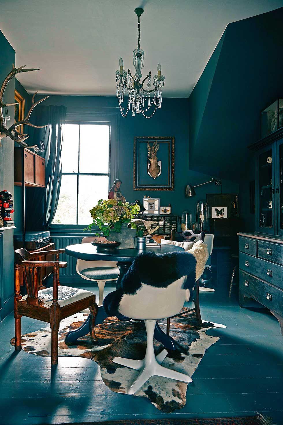 Onebedroom apartment to eclectic duplex