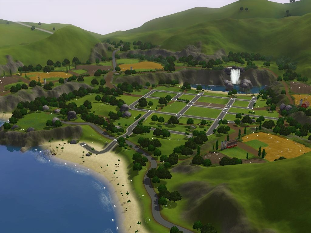 Custom Worlds For Sims 3 At My Sim Realty Sims 3 Worlds Sims Sims 3 Custom Worlds
