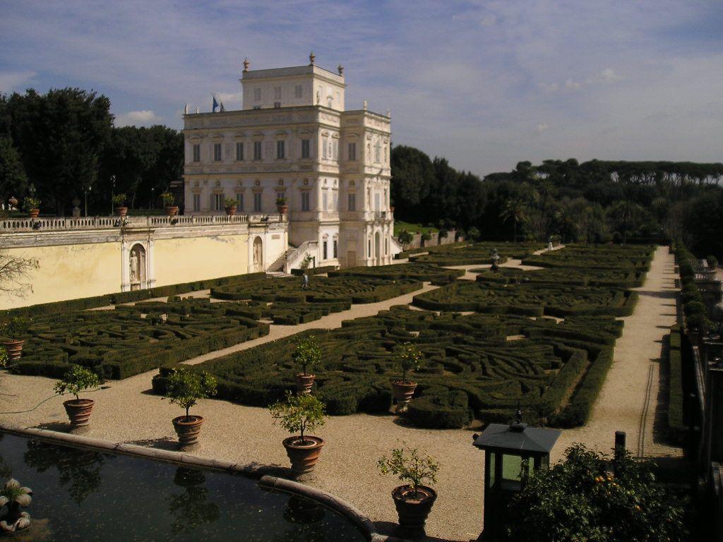 Villa Doria Pamphili giardini - Villa - Wikipedia, the free ...