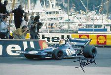 Jackie Stewart Monaco 1971