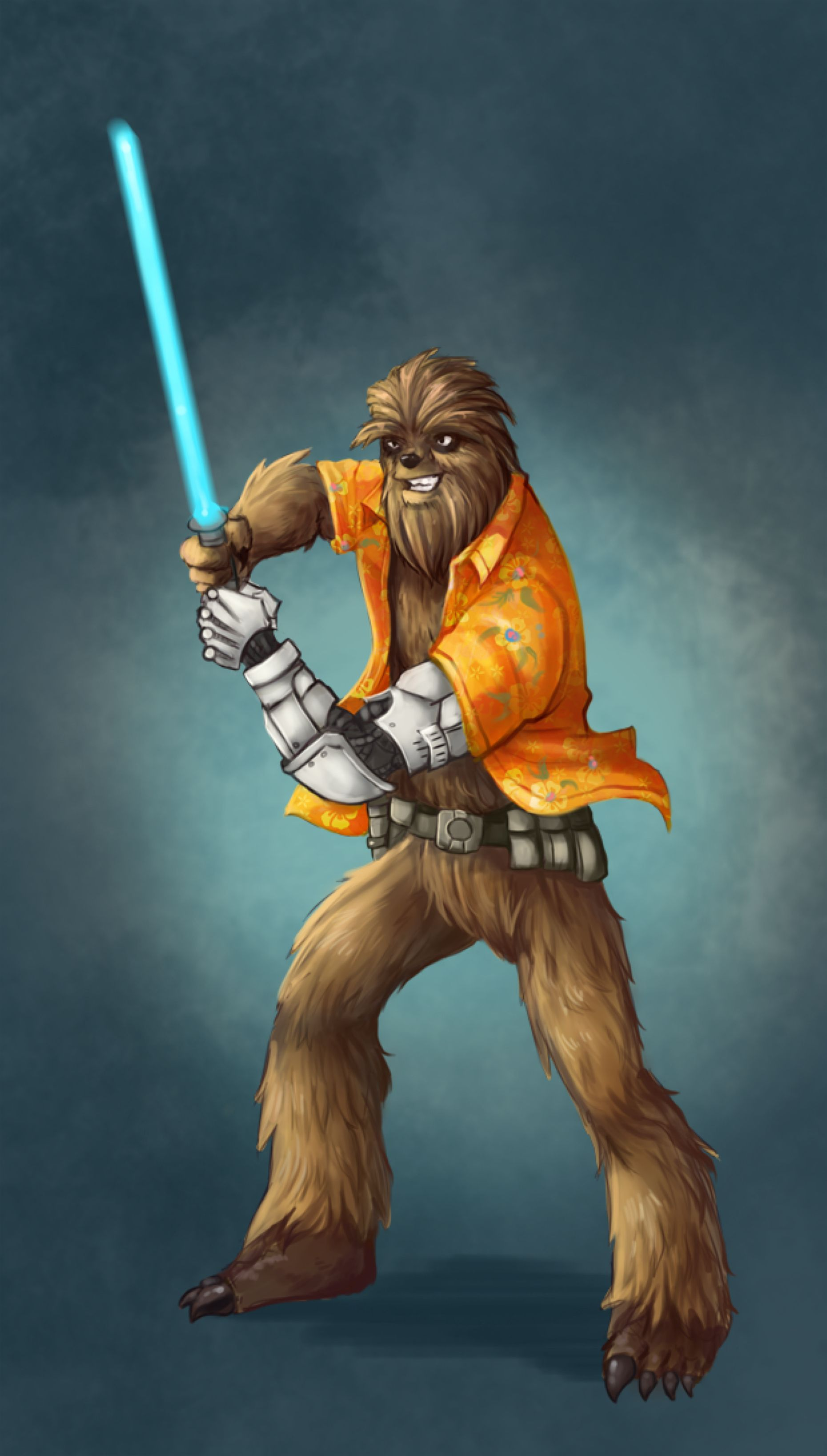 Wookie Padawan By Gotetho On Deviantart Star Wars Pictures Star Wars Species Star Wars The Old Proud, your people must be.. wookie padawan by gotetho on