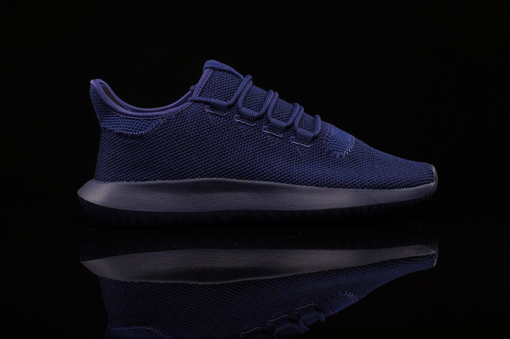 adidas Dresses the Tubular Shadow Entirely in Navy Adidas dress