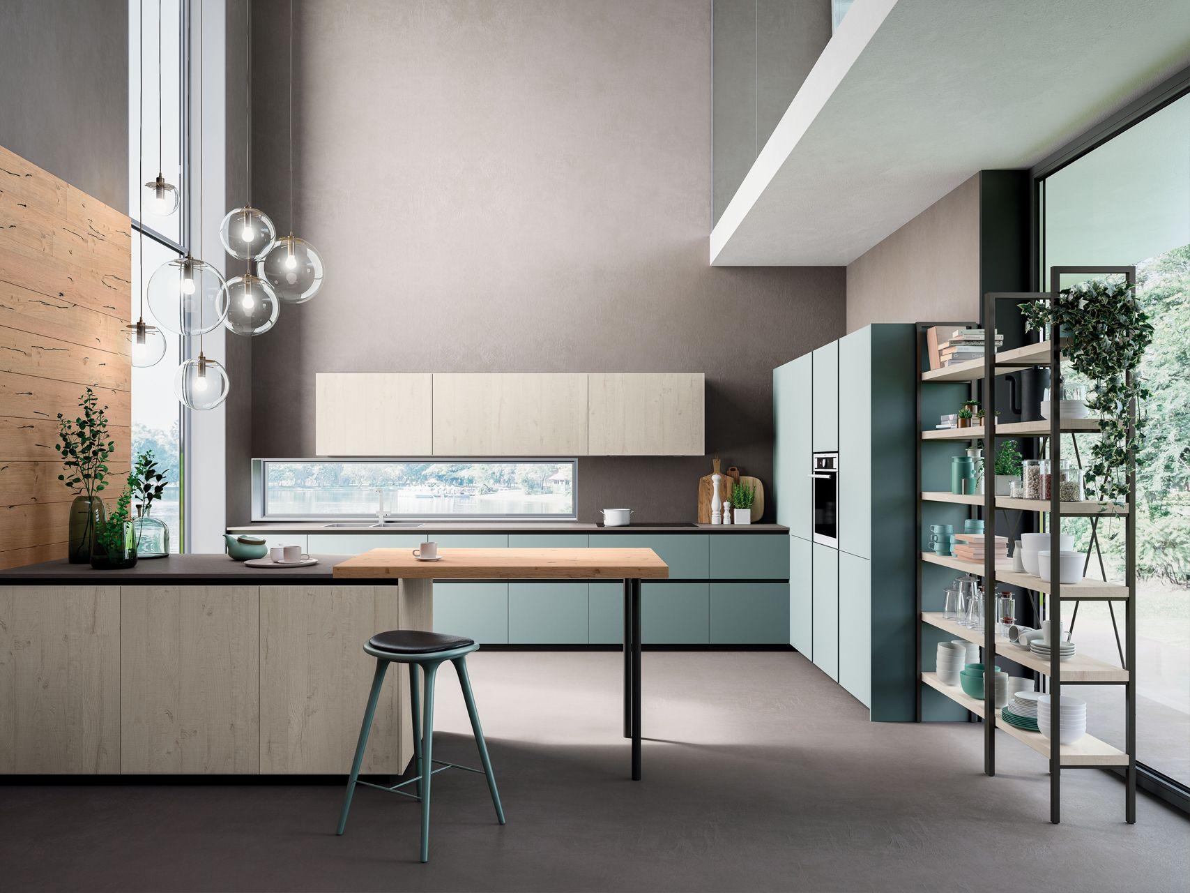 Zecchinon cucine italiane moderne e componibili di design | Kitchens ...