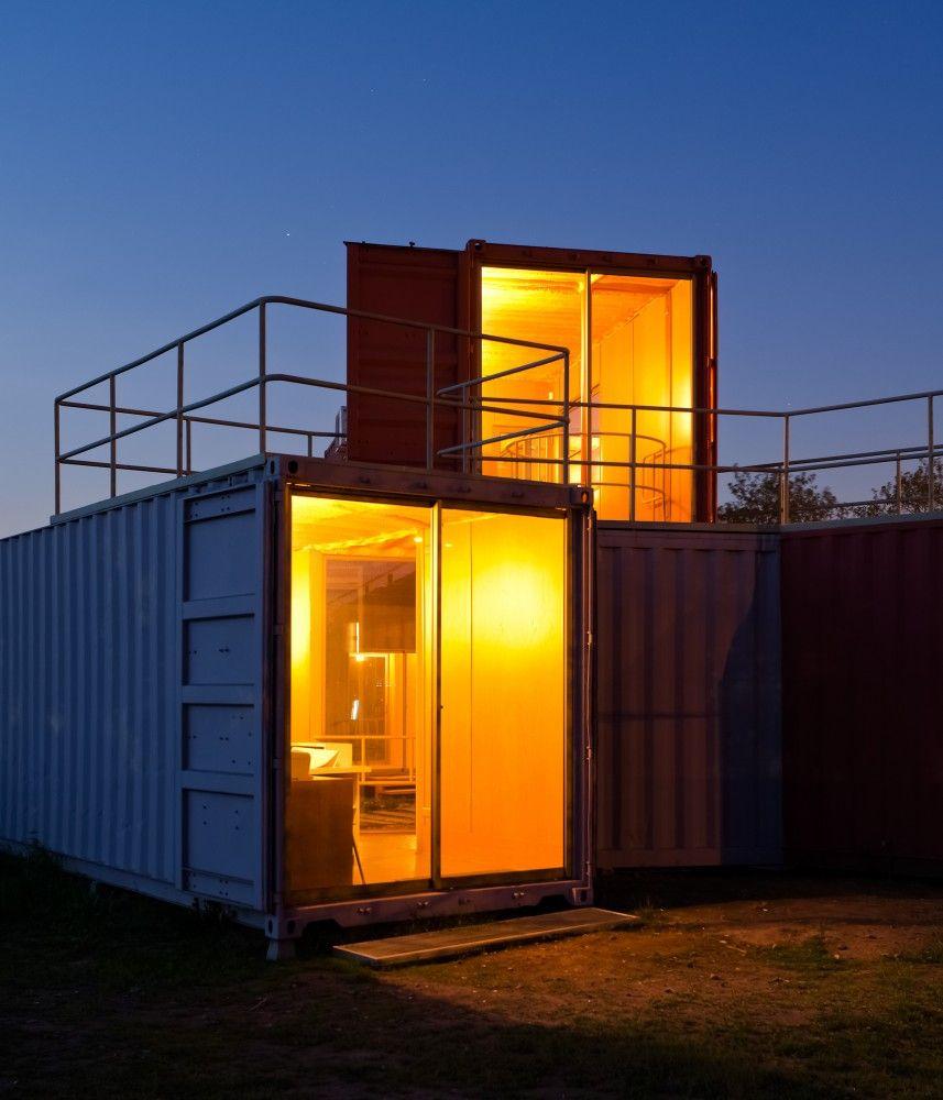 gallery of muebles gacitua dx arquitectos 8 container house pinterest petite maison et. Black Bedroom Furniture Sets. Home Design Ideas