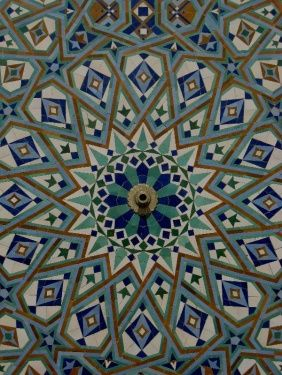 Pin By Bernadette Pasek On Mandala Islamic Design Pattern Morocco Design Radial Design