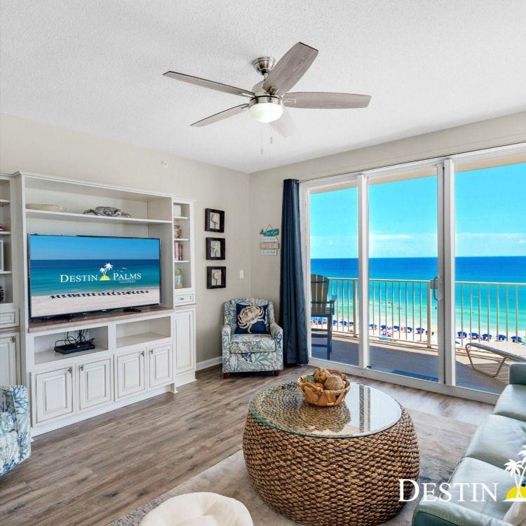 Majestic Sun 514b Beach Condo At Seascape Resort Destin Florida Vacation Rental In 2020 Florida Vacation Rentals Indoor Outdoor Pool Seascape Resort