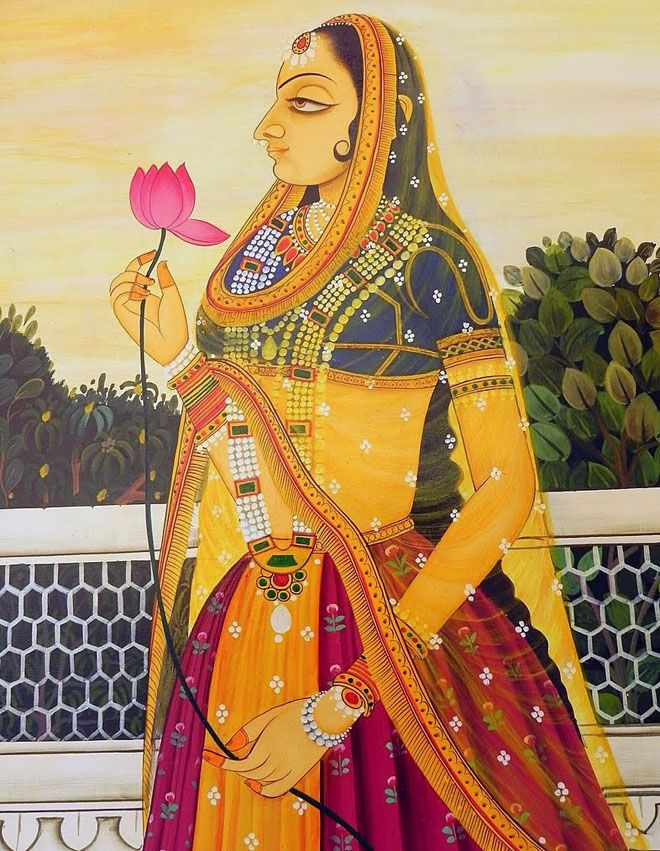 45 Beautiful Paint Color Ideas For Master Bedroom: 45 Beautiful Rajasthani Paintings