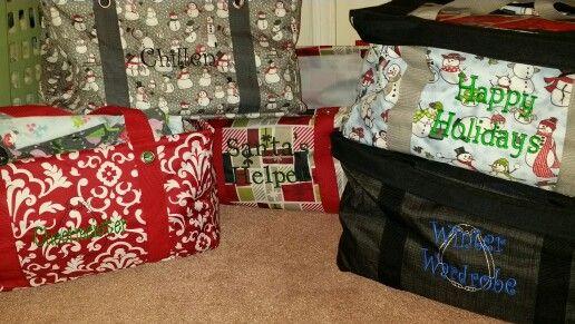 Christmas storage solved