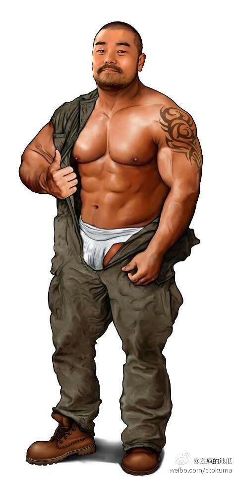 Muscular  E5 8f 94 E5 8f 94  E7 86 9f E7 94 B7 Hot Huge Hunk Big Beefy Muscle Daddy Pec  E8 82 8c E8 82 89  E7 8c 9b E7 94 B7  E7 86 8a E5 A3 Ae