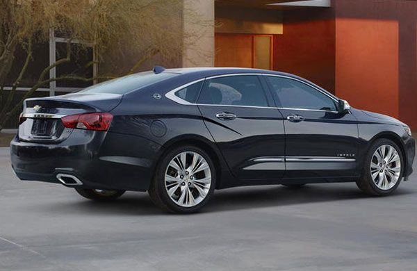Used 2014 Chevy Impala >> 2014 Chevrolet Impala Review Cars Chevrolet Impala Chevy