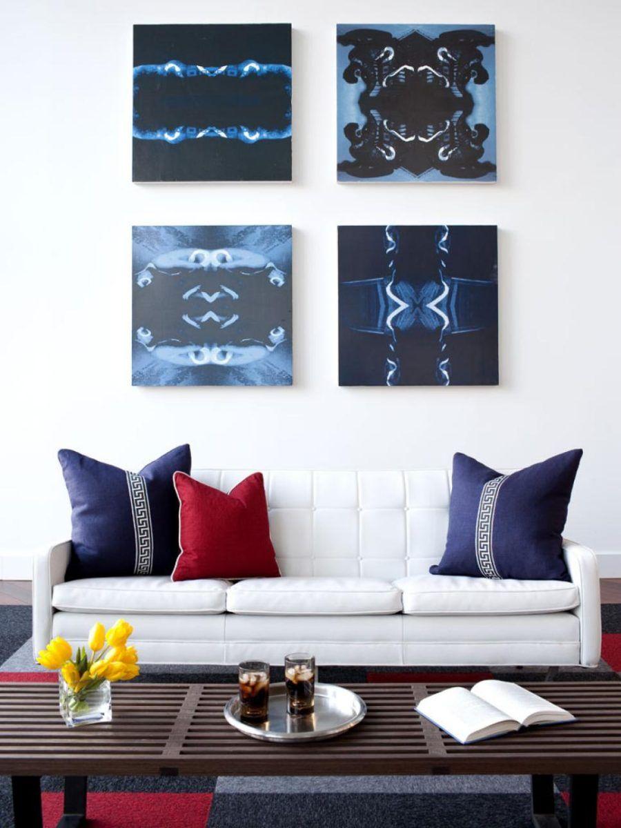 40 vielfältige zeitgenössische Wohnzimmer Ideen, die begeistern