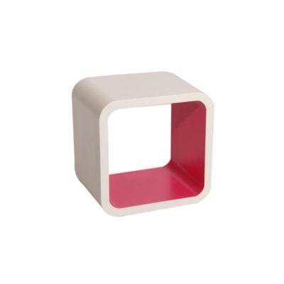 Repisa cubo fucsia repisas muebles Repisas de bano homecenter