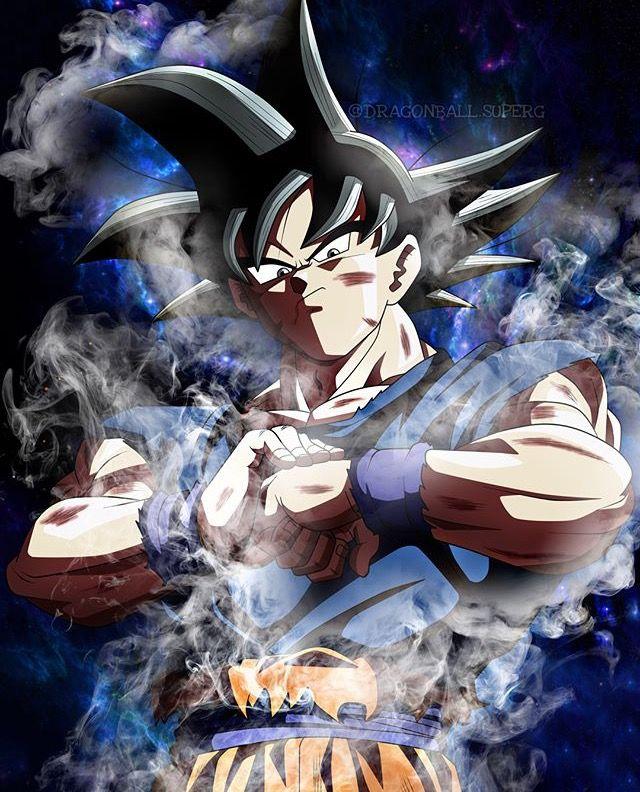 Ultra Instinct Dragon Ball Super Wallpaper: Ultra Instinct Goku