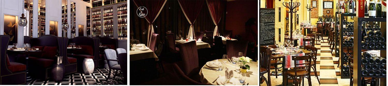 Punk Bach - El Bund - Le Petit Bistrot - restaurantes más románticos Madrid
