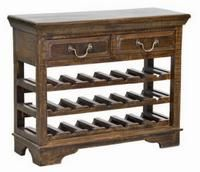 Classic Home The new Cambria wine cabinet holds 21 bottles and gives off a casual California vibe, made using reclaimed wood with a distressed finish ($999). Shows: Atlanta, Dallas, Las Vegas. Featured in the January 2013 issue of Home Accents Today.