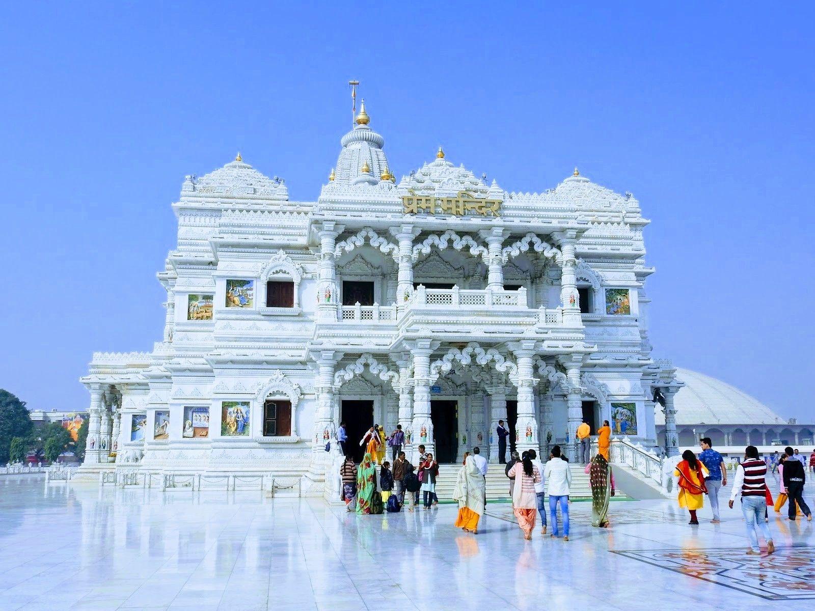Image result for prem mandir