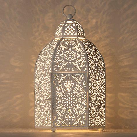 John Lewis Malika Table Lamp The Crib Moroccan