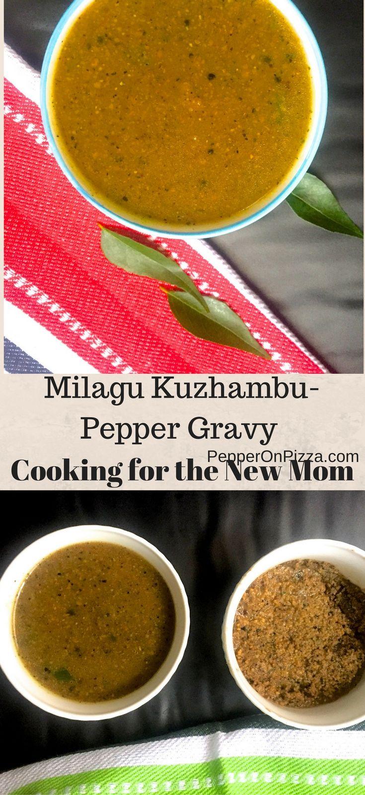 Pathiya milagu kuzhambu for the new mom recipe pepper gravy food forumfinder Choice Image