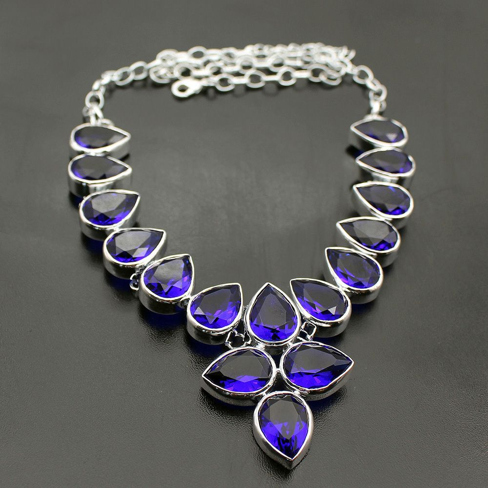 gemstone pendants necklace jewelry oneiro vertical shop iolite