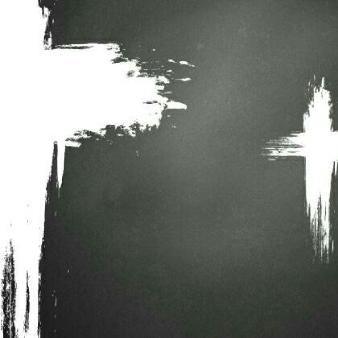 White brushstroke grunge Christian cross. Part of a 15 piece cross set. Make your own Christmas cards with this digital clip art.