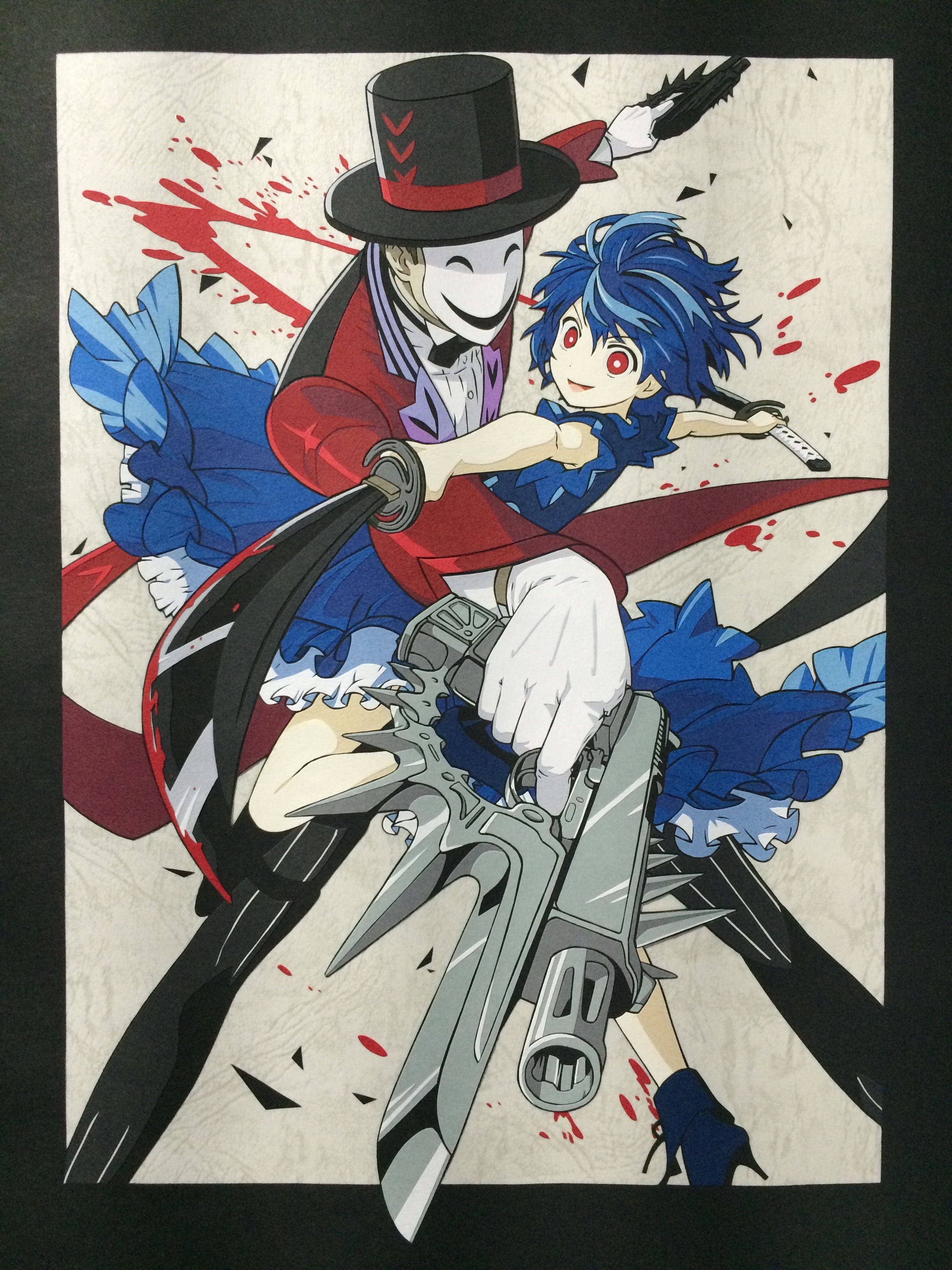 Black Bullet Kagetane Hiruko, Kohina Hiruko
