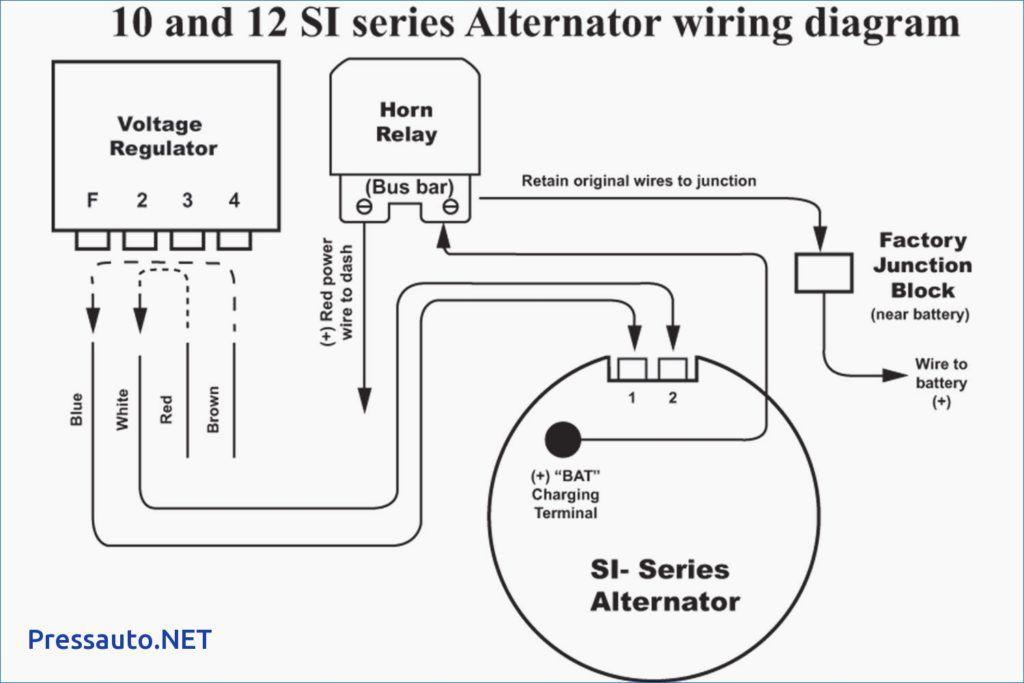wiring diagram volt reg