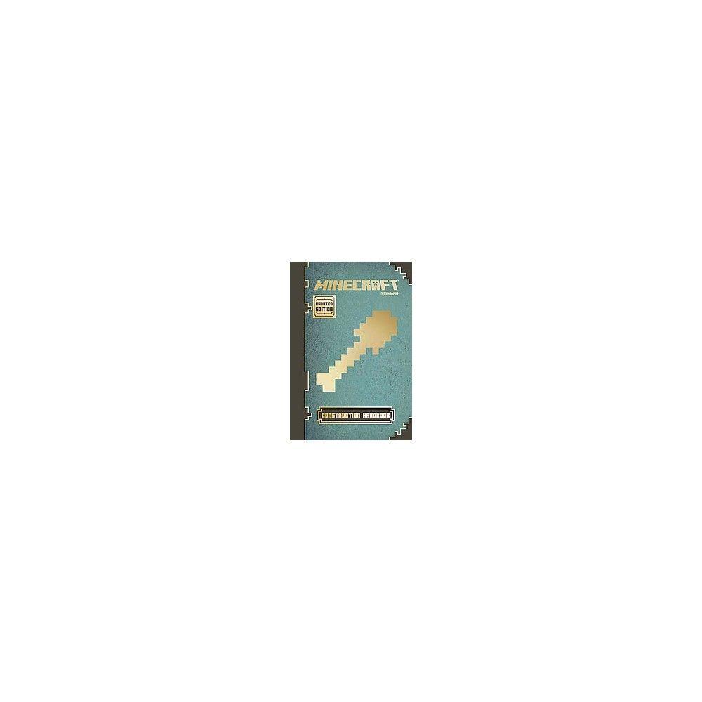 Minecraft Construction Handbook ( Minecraft) (Updated) (Hardcover) by Matthew Needler