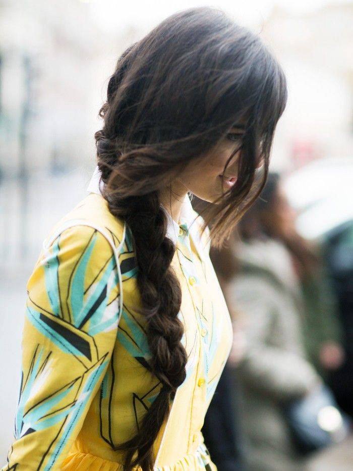 17 Hairstyle Updates You Can Do in 60 Seconds via @ByrdieBeautyUK