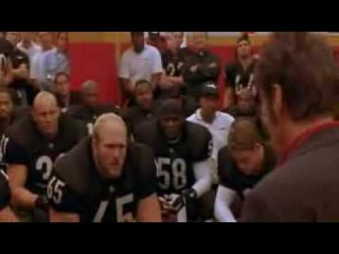 Any Given Sunday Peace By Inches Al Pacino Any Given