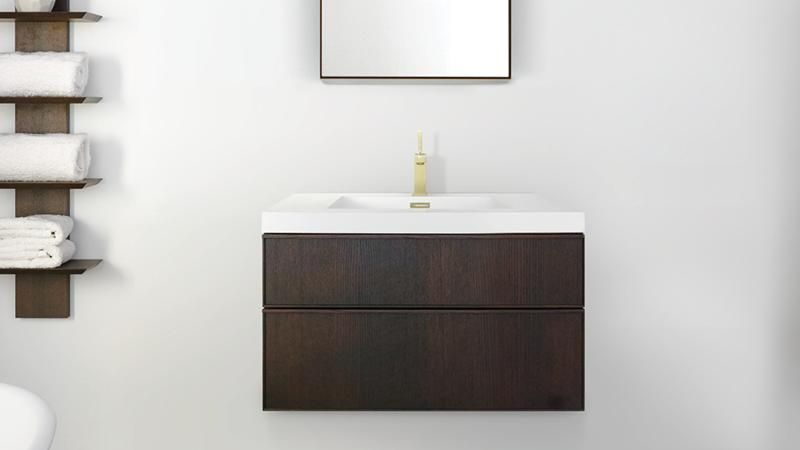 Furniture Wall Mount Vanities Wall Mount Metro Frame Linea Collection Vanity Interior New Furniture