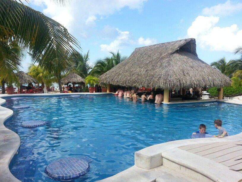Mr Sanchos Beach Resort Cozumel My Awesome Vacation