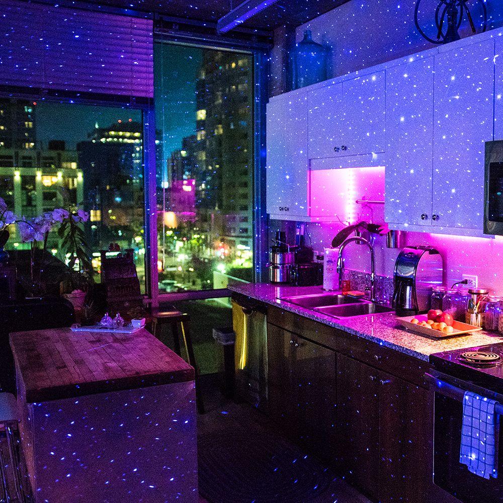BlissLights - Gallery | Neon room, Interior design bedroom, Aesthetic rooms