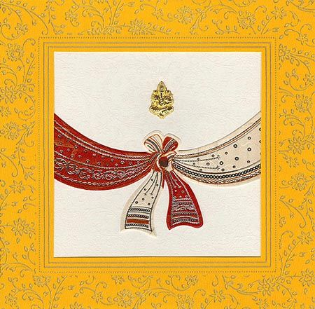 regal hindu wedding marriage invitation cards | weddings, Wedding invitations