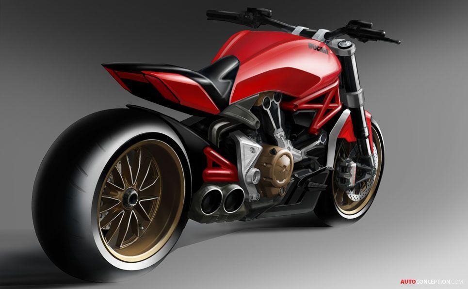 Ducatis XDiavel S Cruiser Wins Best Of The Design Award