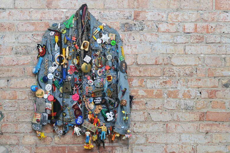 At home with nick caves chicago loft nick cave artist