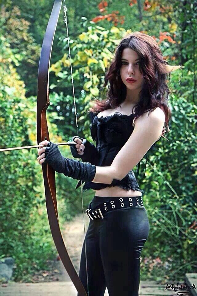 Pixie bow
