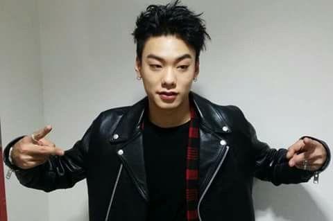Iron Jung Hunchul Korean Rapper