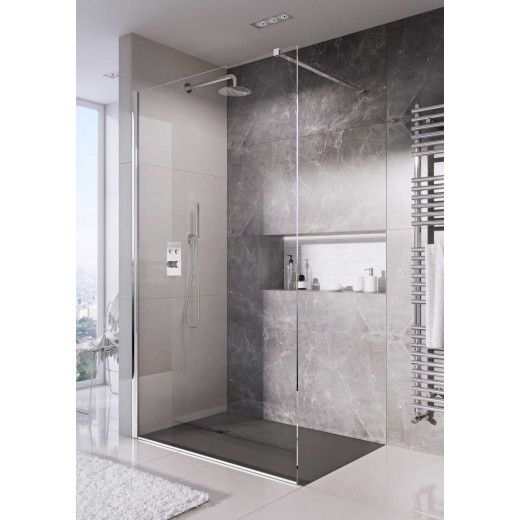 Peoria 1200 X 900 Slate Effect Shower Tray Black Easy Bathrooms Shower Tray Shower Tray Bathroom Bathroom Remodel Shower