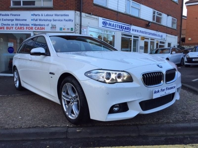 Used Bmw 5 Series 520d M Sport Touring For Sale In Hitchin At