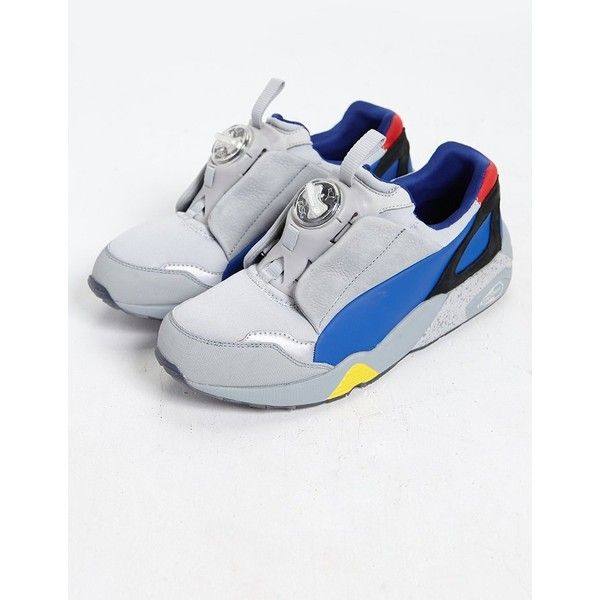 40921f5f97bf Puma X Alexander McQueen Disc Blaze Sneaker ( 225) ❤ liked on Polyvore  featuring shoes